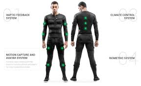 Teslasuit - A Wearable Smart Suit With Applications Beyond Imagination